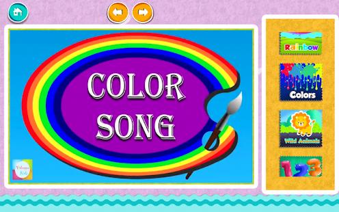 Preschool ABC Learning Songs screenshot