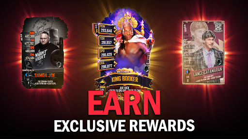 WWE SuperCard - Multiplayer Collector Card Game screenshot 5