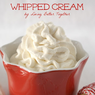 Cream Cheese Whipped Cream.