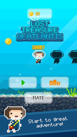 android Lost Treasure Of Atlantis Screenshot 0