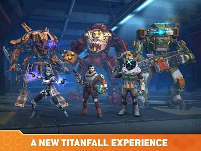 Titanfall: Assault Screenshot