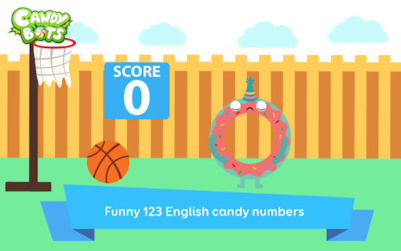Candy 123 Numbers Writing FREE APK Screenshot Thumbnail 18