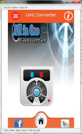 All in One Unit Converter