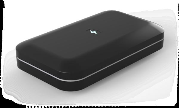 Điện thoại bẩn hơn cả bồn cầu ư? Đừng lo vì đã có máy diệt khuẩn chuyên dụng cho smartphone - Ảnh 1.