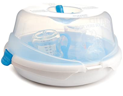 Best Microwave Baby Bottle Sterilizer: Munchkin Steam Guard Microwave Sterilizer