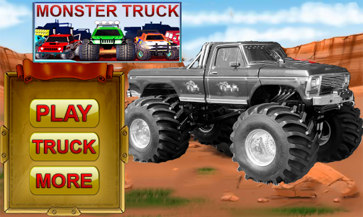 怪物卡車4玩轉特技