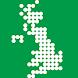 あそんでまなべる イギリス地図パズル - Androidアプリ