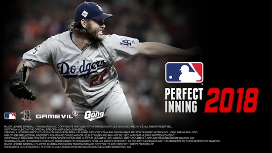 MLB Perfect Inning 2018 Screenshot