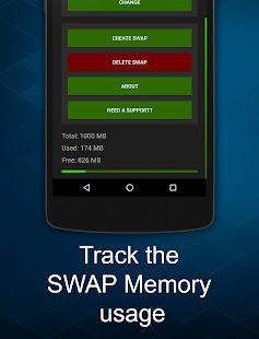 Swapper - Buat Memori SWAP Mod