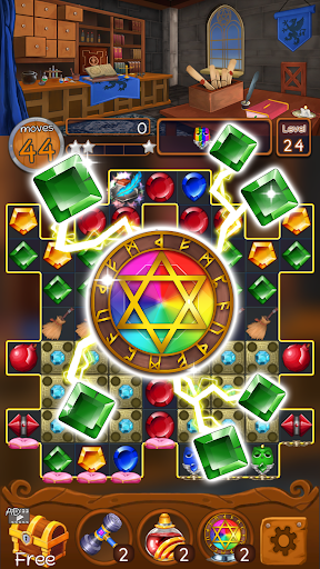 Jewels Magic Kingdom: Match-3 puzzle 1.1.6 screenshots 1