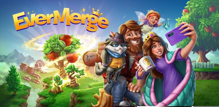 EverMerge: Merge Heroes to Create a Magical World