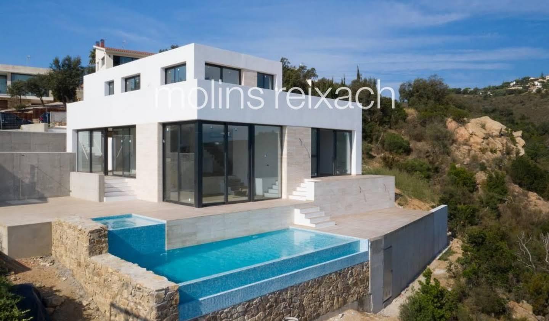Maison contemporaine avec piscine et jardin Conjunt de Castell d'Aro