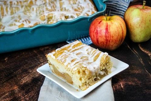 Apple Pie Filling Coffee Cake