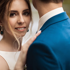 Wedding photographer Anastasiya Sokolova (NastiaSokolova). Photo of 08.01.2018