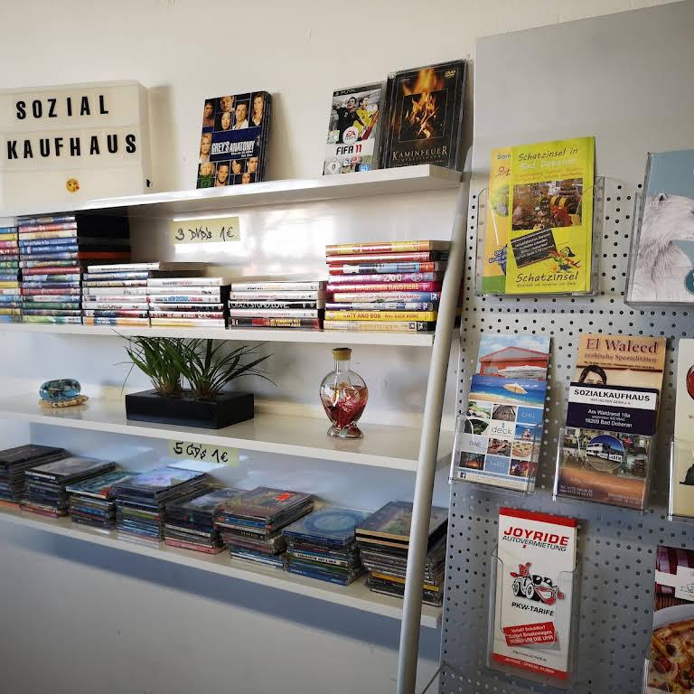 Wir helfen gern e.V.: Sozialkaufhaus Bad Doberan - Alles ...