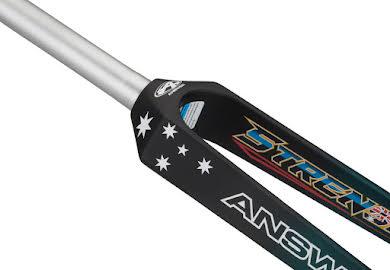 "Answer BMX Pro 20"" Sam Willoughby Limited Edition Dagger Fork Black alternate image 2"