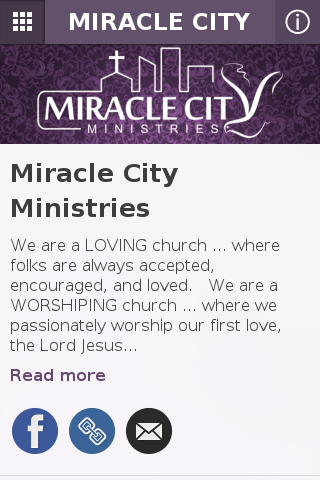 Miracle City Ministries