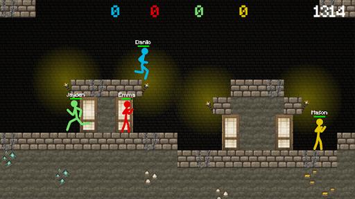 Stickman VS Multicraft: Fight Pocket Craft 1.0.2 screenshots 5