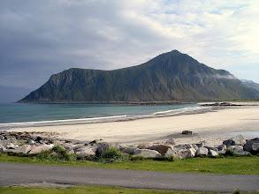 Photo: piaszczyste plaże też są
