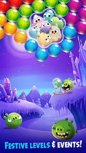 Angry Birds POP Bubble Shooter Screenshot