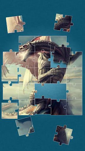 Dragon Jigsaw Puzzle Game screenshot 5