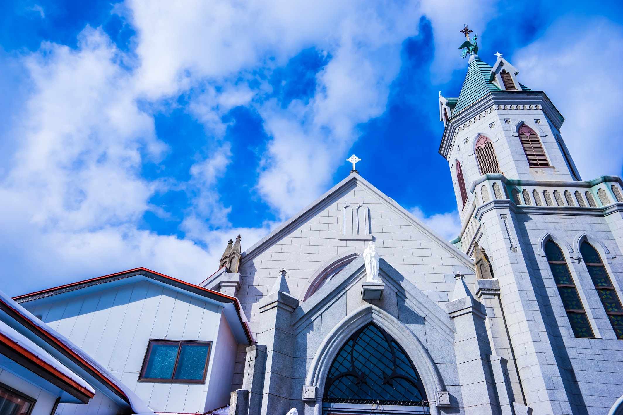 Hakodate Motomachi Roman Catholic Church3