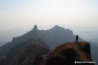 Photo: View of Torana, Budhala Machi