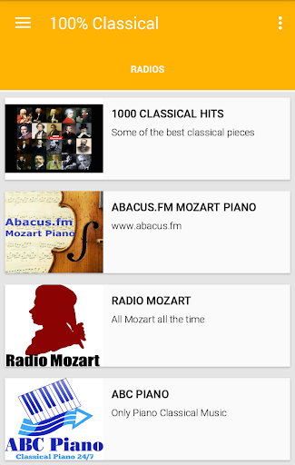 100 Classical Music. Mozart +