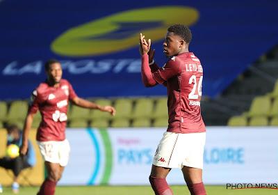 Ligue 1 : Leya Iseka à nouveau buteur face au Nantes d'Emond !