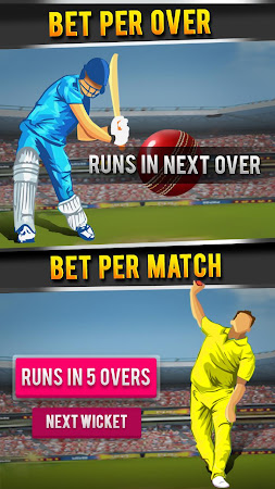 Ultimate Bet - Cricket 2.9.7 screenshot 1032578