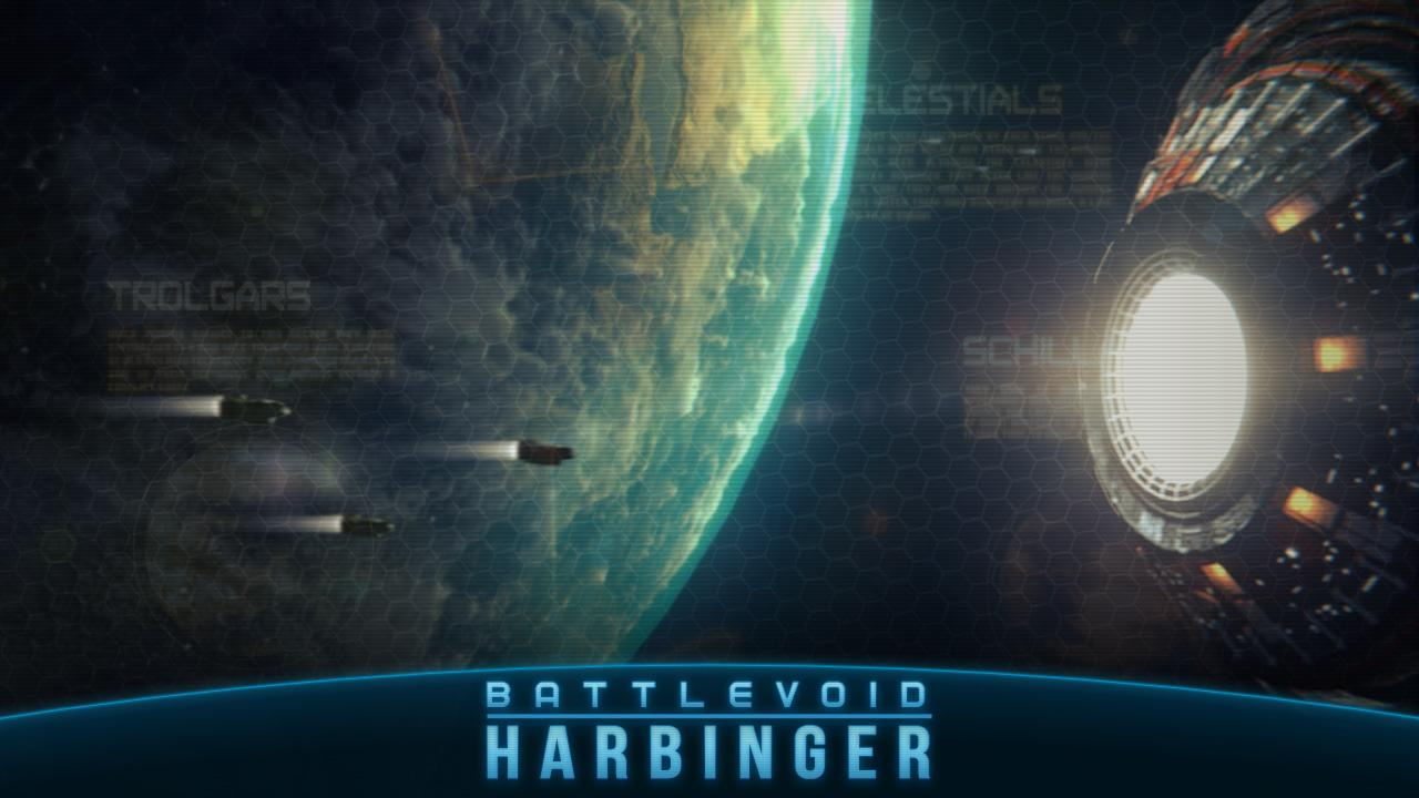 Battlevoid: Harbinger: screenshot