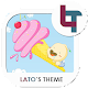 Baby Eat Ice Cream Xperia Theme for PC-Windows 7,8,10 and Mac