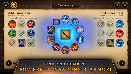 3D MMO Villagers & Heroes 4.42.11 (r54156) screenshots 3