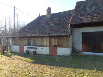 maison à Commenailles (39)