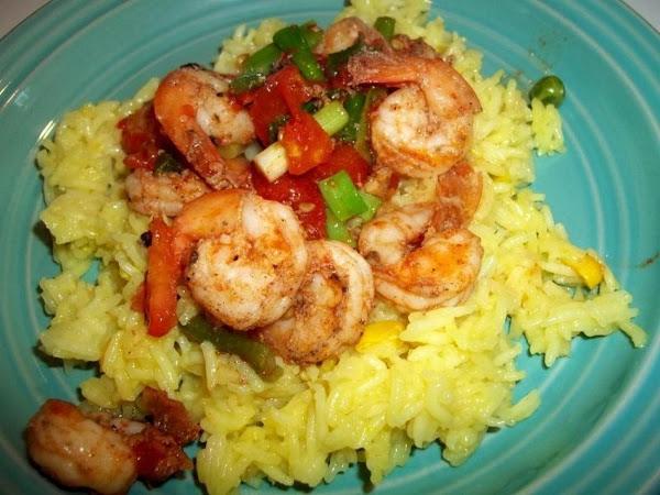~ Creole Shrimp ~ Recipe