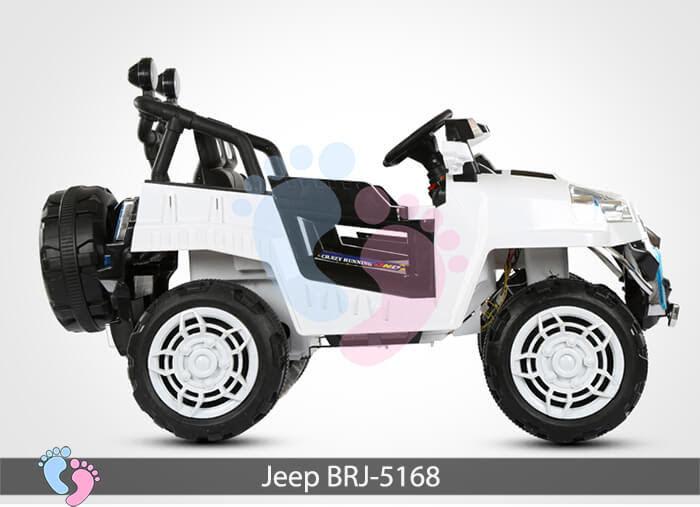 Xe oto điện cho bé Jeep BRJ-5168 9