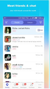 Chat & Meet New people,Online Chat app- screenshot thumbnail