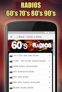 App Oldies 60s 70s 80s 90s Radios. Retro Radios Free APK for Windows Phone