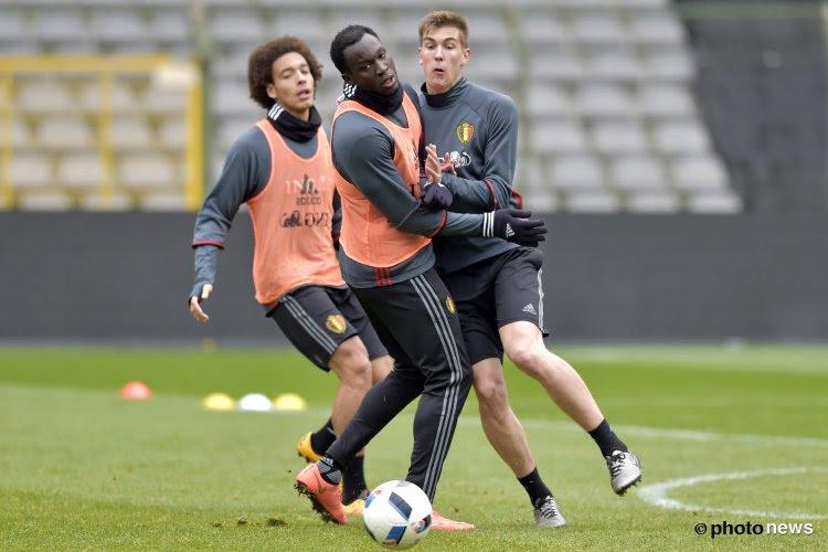 """Twee Club-spelers bij de vier enige internationals uit de Jupiler League: """"Ik wil er de komende weken niks meer over zeggen"""""""