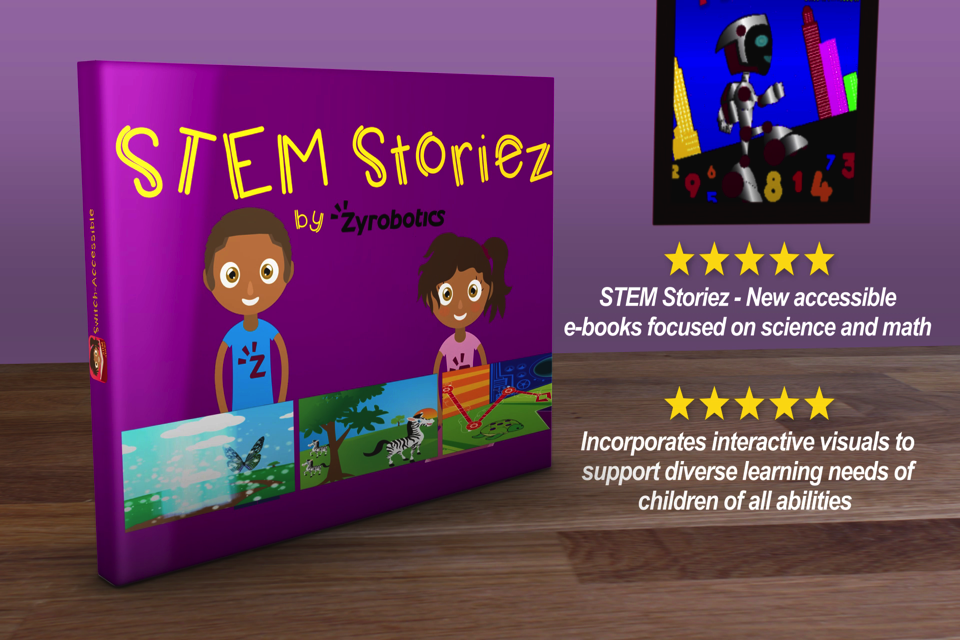 STEM Storiez - Counting Zoo- screenshot
