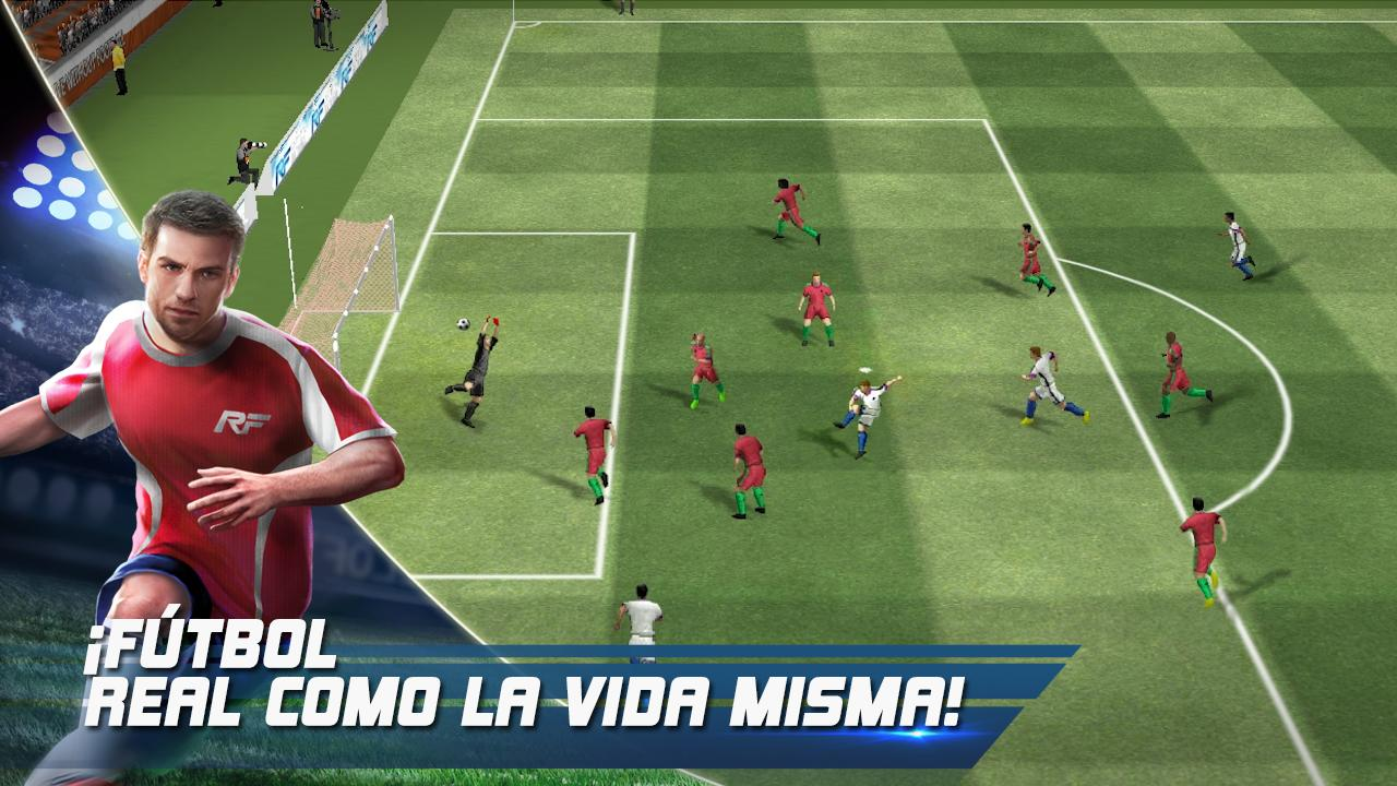 ▷ Los 6 mejores juegos de fútbol para Android (2018 19) 6e7bbe18cc77e