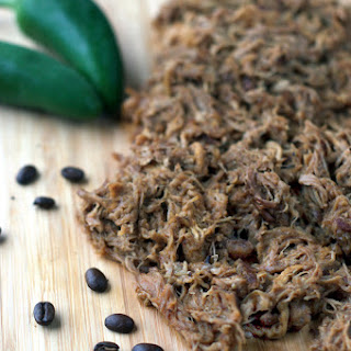 Chipotle Coffee Pulled Pork