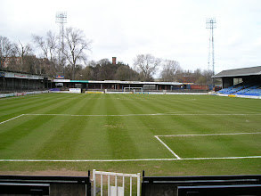 Photo: 25/04/06 - photo of Gay Meadow contributed by David Norcliffe