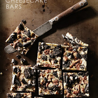 Slutty Cheesecake Bars