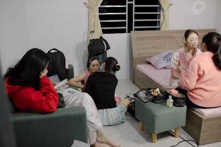 Fotografo di matrimoni Minh Lam Phan (minhlamphan89). Foto del 14.05.2021
