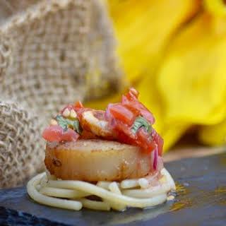 Mediterranean Scallops Recipes.