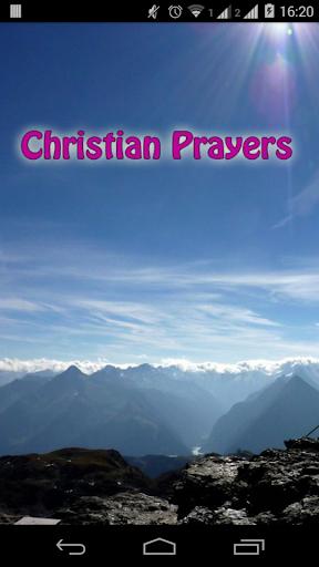 Christian Prayers In English