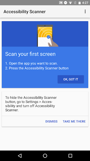 Accessibility Scanner for PC
