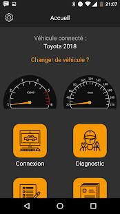 obdclick diagnostic auto gratuit obd elm327 apps on google play. Black Bedroom Furniture Sets. Home Design Ideas