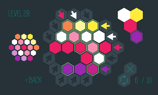 Color Hex: Color mix puzzle- screenshot thumbnail